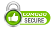 Logo - Comodo SSL Secured Webiste
